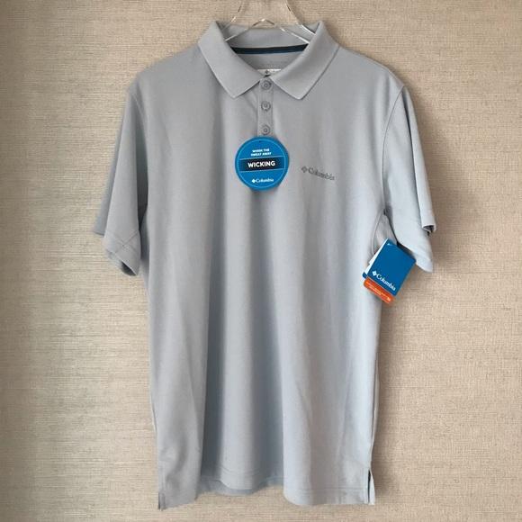 49b6a01770a Columbia Shirts   Nwt Mens City Voyager Polo Shirt   Poshmark